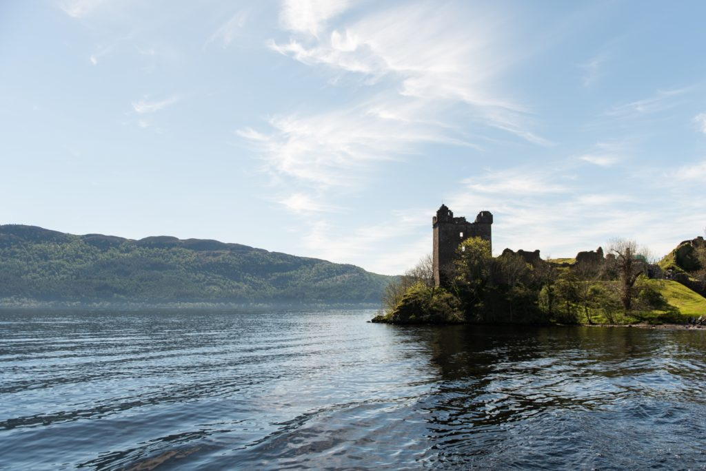 Loch ness travel story